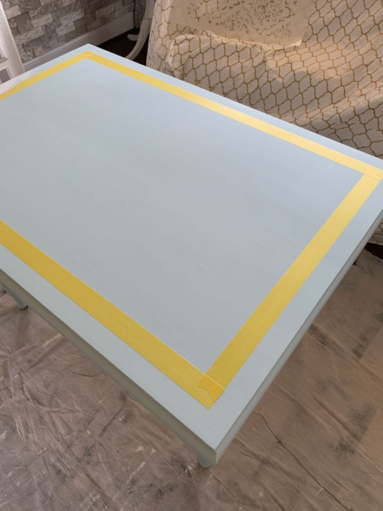 FrogTape is perfect for painting!