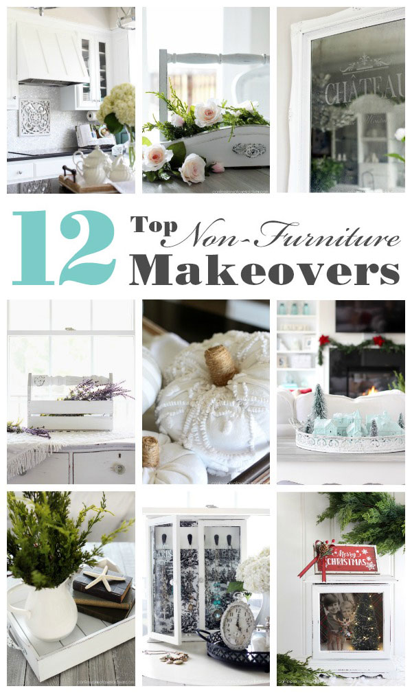 Top 12 Non-Furniture Makeovers & Projects of 2018