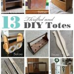 13 Thrifty Tote Makeovers