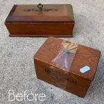 Thrift Store Boxes Reloved