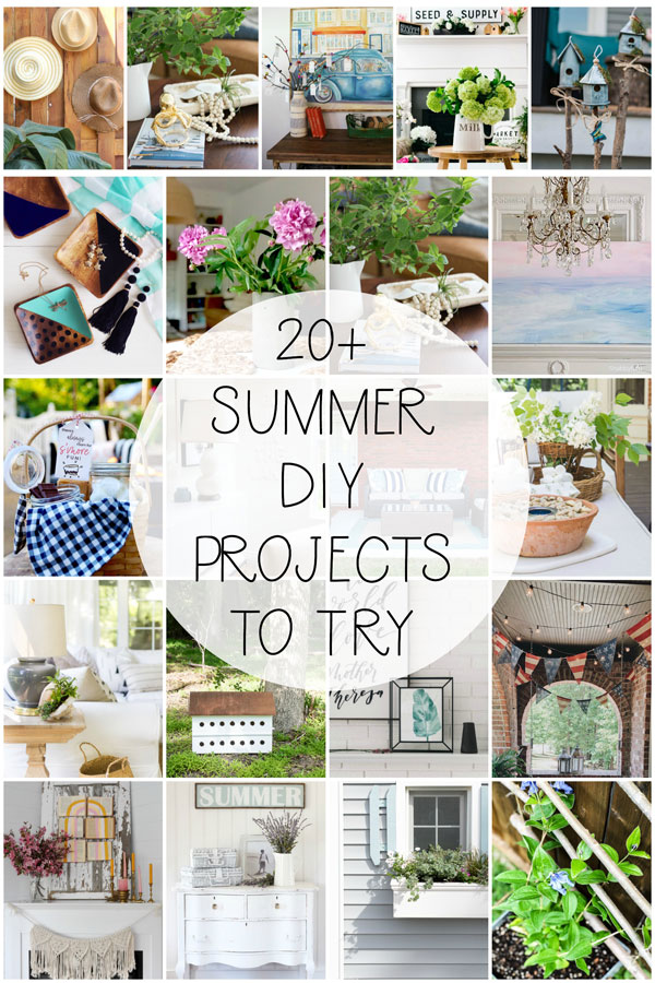 20+ Simple Summer Ideas to try