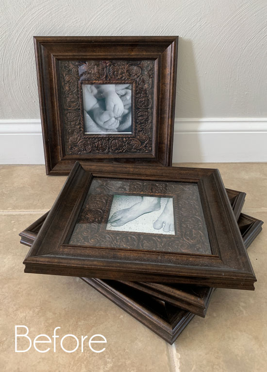 Yard Sale Frames Rescued