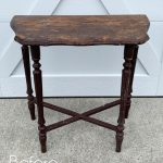 Grandma's Antique Side Table Makeover