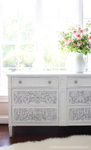How to get rid of odors in furniture.