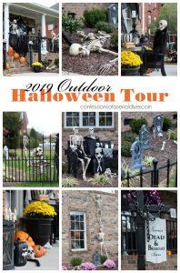 Halloween outdoor tour confessionsoafserialdiyer.com