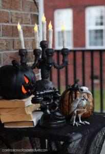 Halloween Outdoor Decor