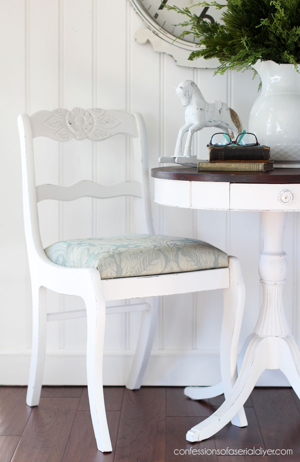 How to replace a chair cushion