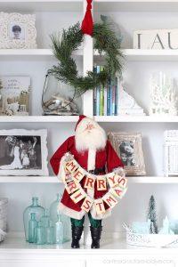 Standing Santa