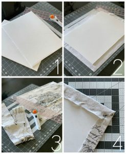 How to Add a Fabric Liner to a Box