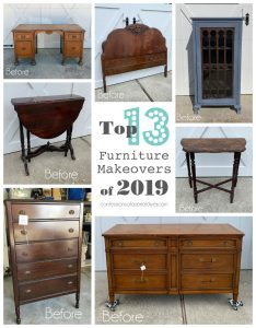 Top 13 Furniture Makeovers