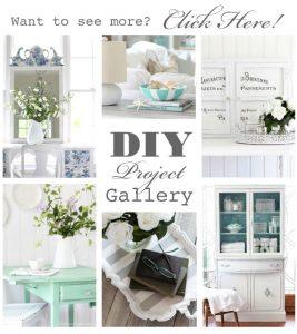DIY Project Gallery
