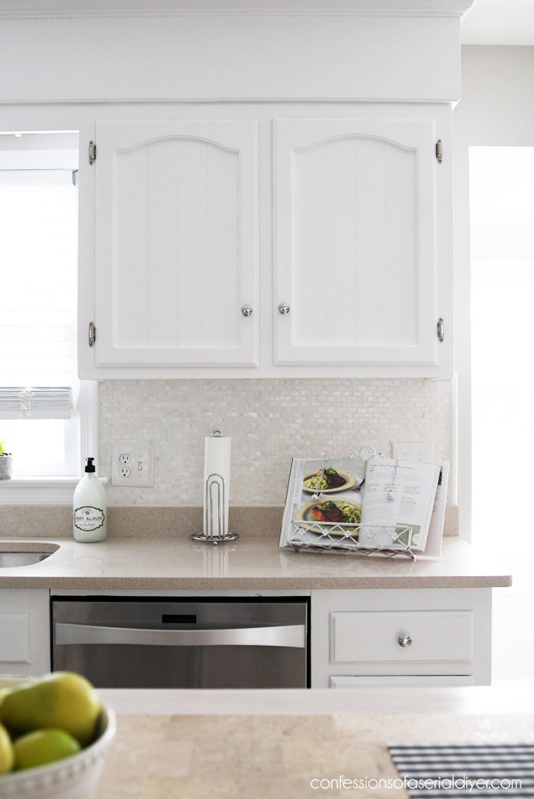 Beadboard kitchen cabinet doors