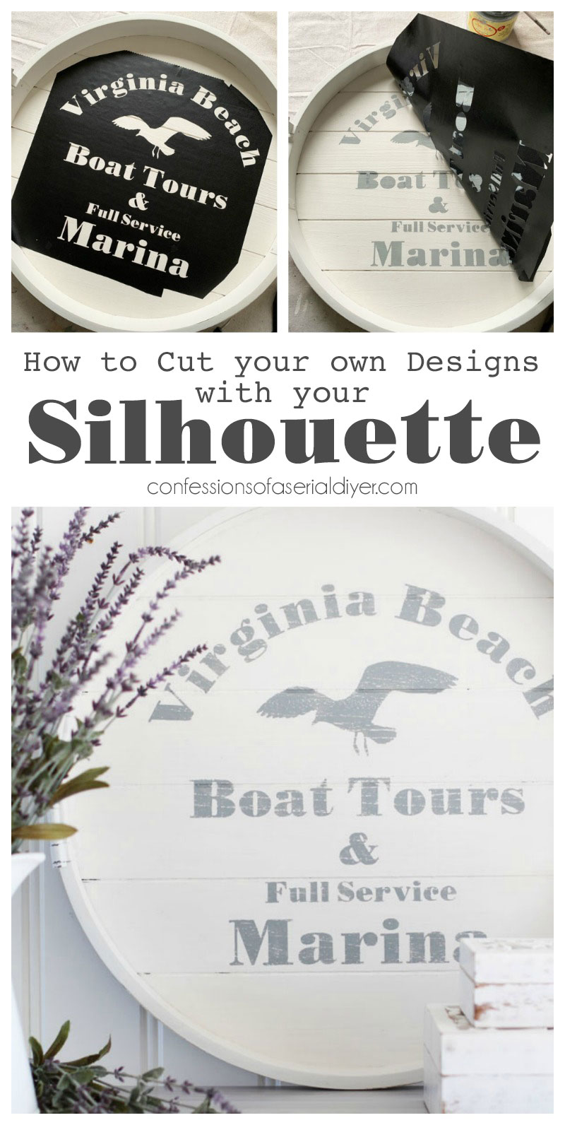 How to cut your own designs with your Silhouette