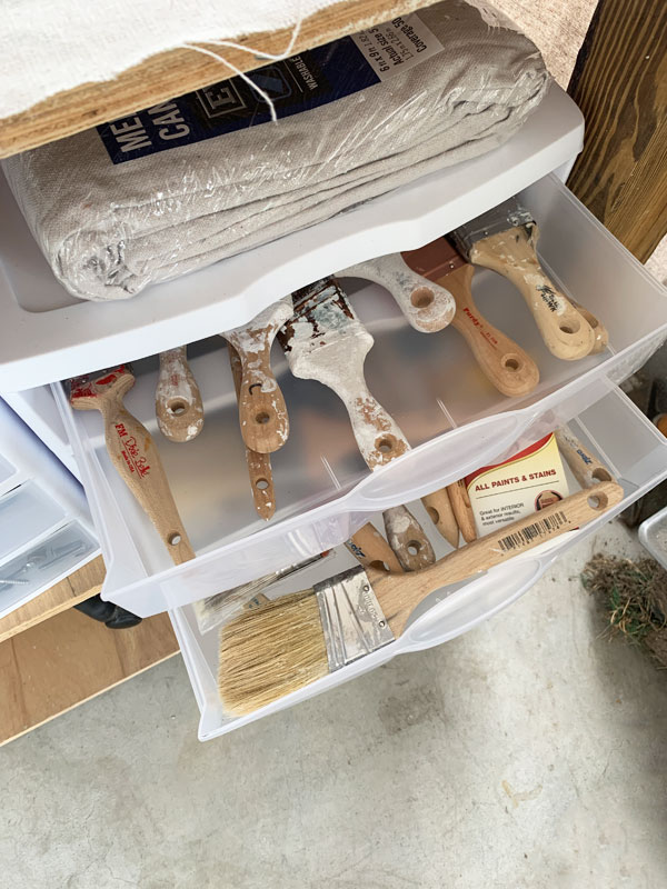 Stackable Drawers are perfect for organizing your workspace!