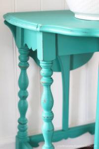 Mermaid Tail table