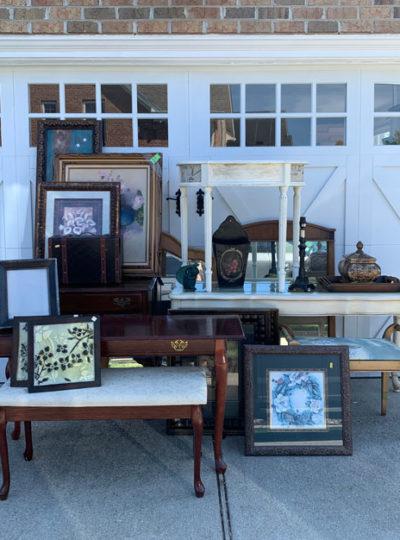 The Shop my own Garage Haul