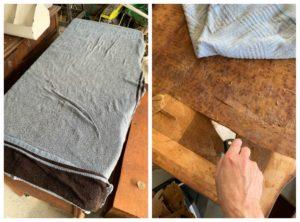 How to remove veneer
