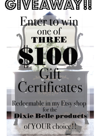 $300 Dixie Belle Giveaway!!