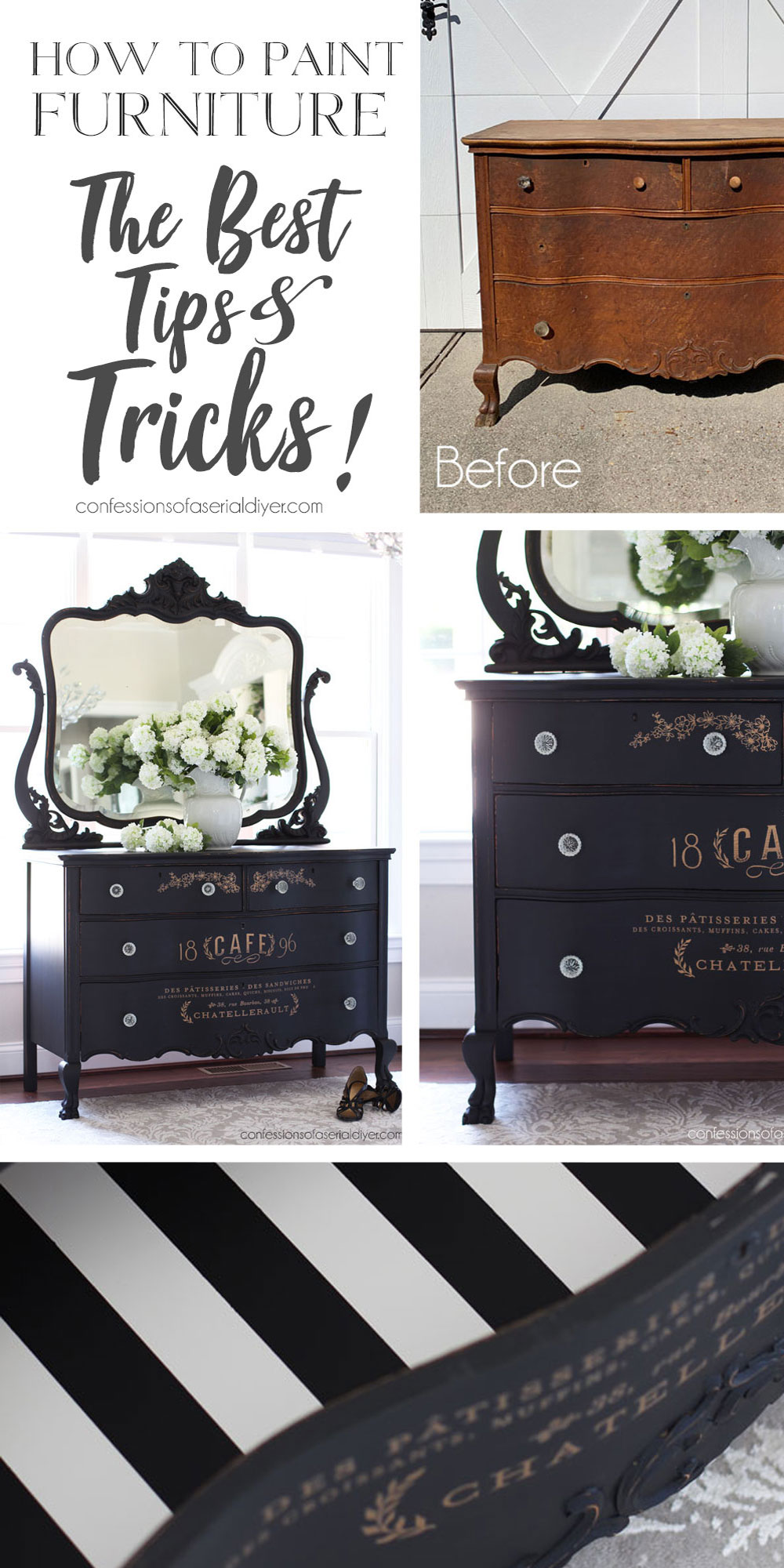 How to Paint Furniture (The Best Tips & Tricks)