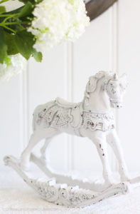 Painting the Smalls #6 Rocking Horse