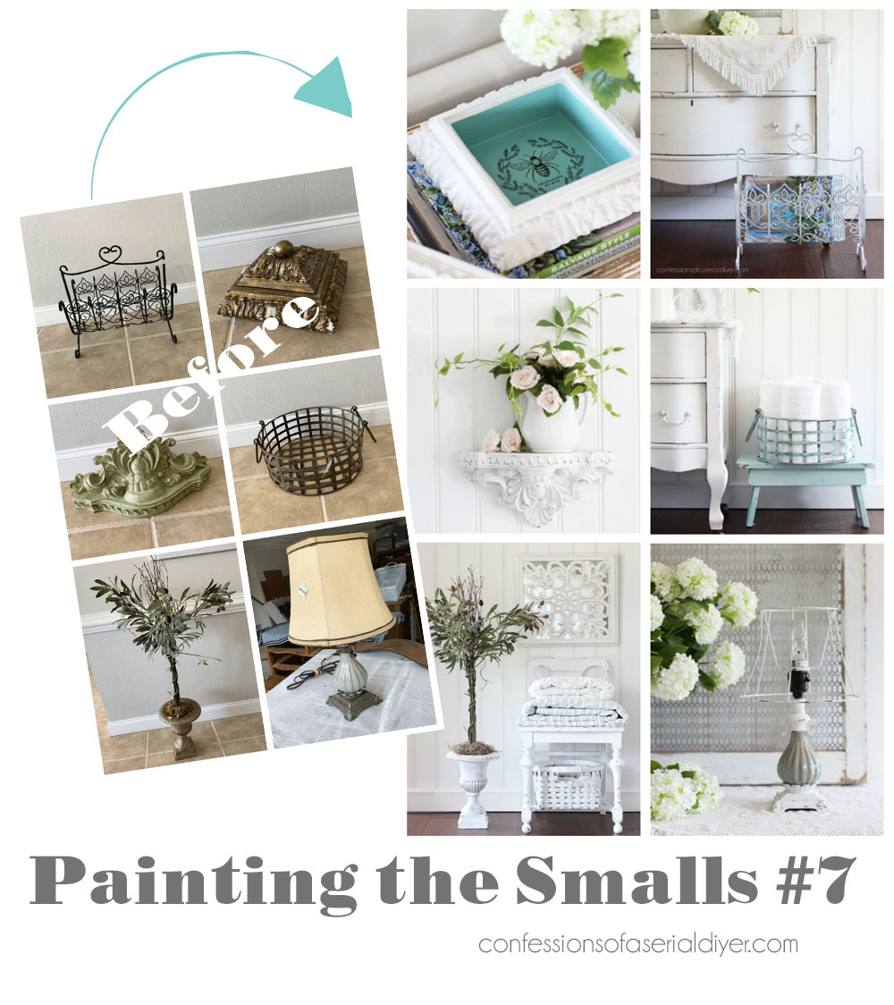 Painting the Smalls #7