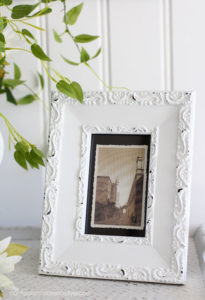 Painted thrift store frame