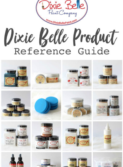 Dixie Belle Product Reference Guide