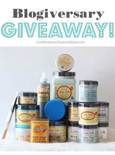 $300 Blogiversary Giveaway!!