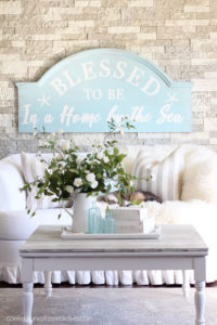 How to make a sign from a Headboard