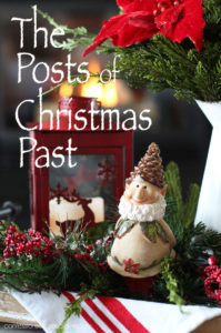 The Posts of Christmas Past
