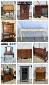 Furniture Fixer Upper Makeovers 2020