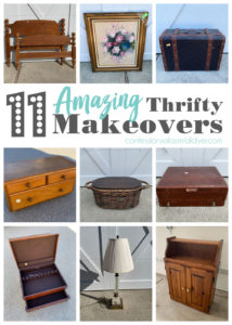 11 Amazing Thrifty Makeovers