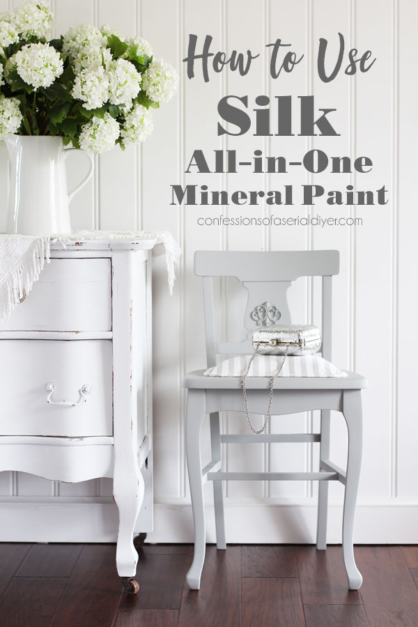 How to Use All-In-One Silk Mineral Paint