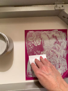 How to use Silkscreen Stencils