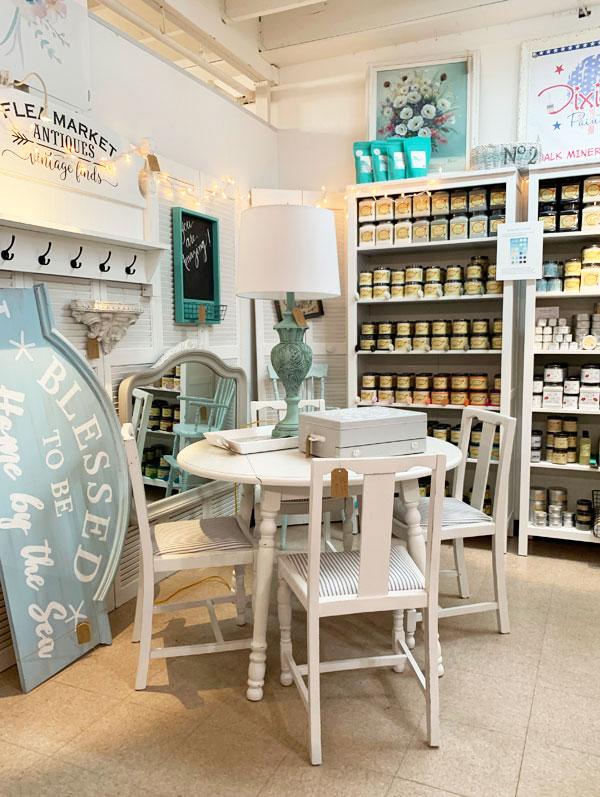 Craft Mall Booth