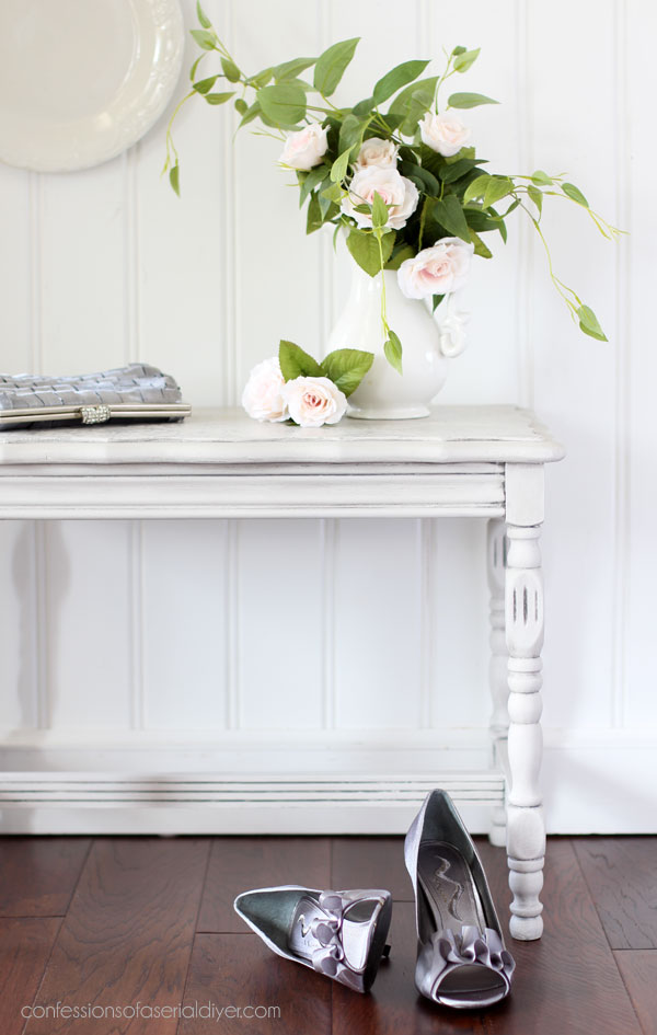How to add a transfer to furniture