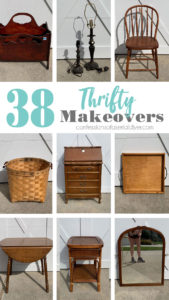38 Thrifty Makeovers