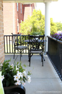 Front Porch Tour