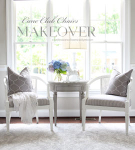 Cane Club Chairs