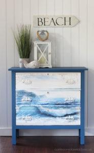 Beachy Dresser