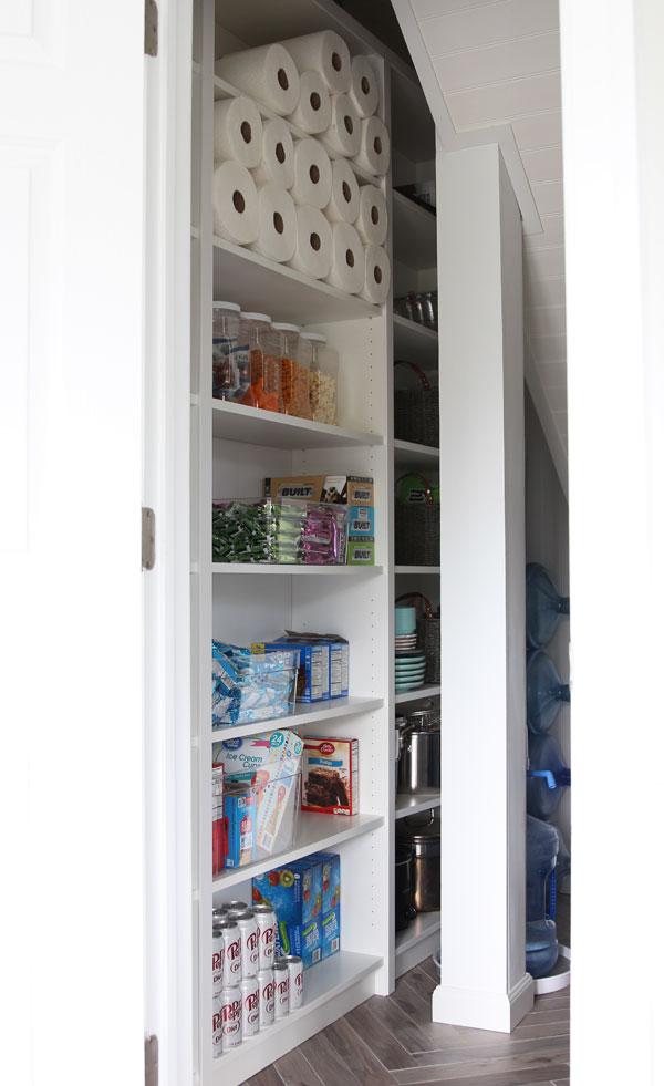 Ikea billy pantry