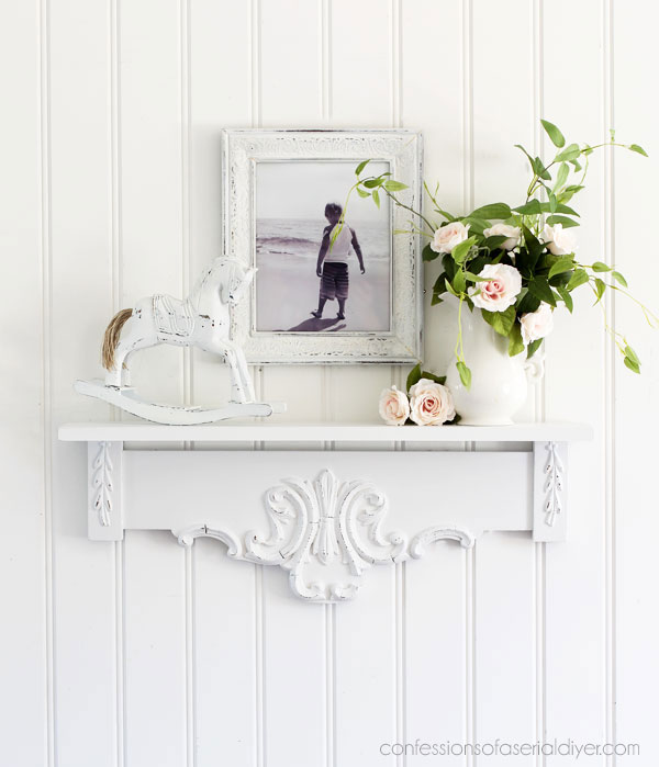 How to repurpose an old swivel mirror