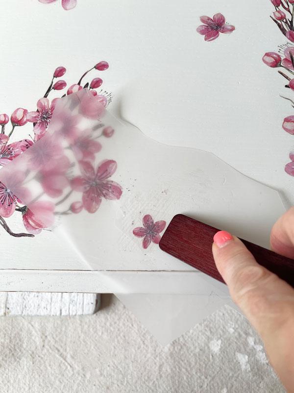 Cherry Blossom Transfer