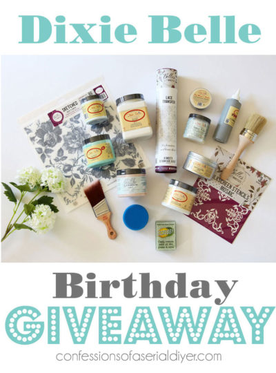 Dixie Belle Birthday Giveaway